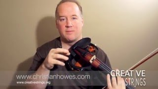 How to Practice Jazz Arpeggios on Violin/Cello