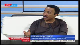 Dr. David Molapo: When you are poor, you cannot pay attention