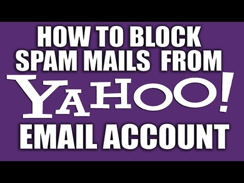 How to Block Spam Mails on Yahoo Mails 2016