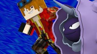 Cloyster  - (Pokémon) - Minecraft : Pokemon Champions #37 - PODER DO CLOYSTER ‹ MayconLorenz ›