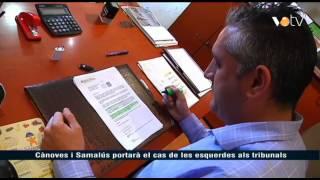 preview picture of video 'VOTV - Cànoves i Samalús portarà el cas de les esquerdes als tribunals'