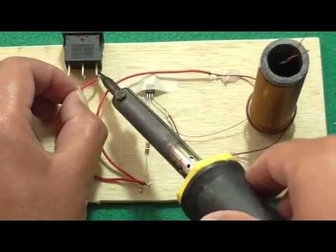 How to Make Homemade Tesla Coil