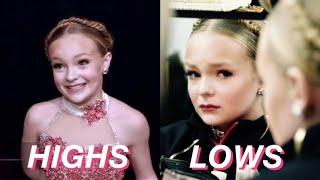 the highs and lows of being on dance moms | Pressley Hosbach