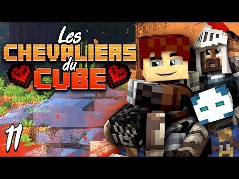 Chevaliers du Cube #11 - La nouvelle hype Minecraft