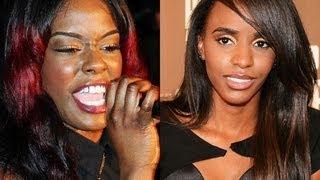 Azealia Banks & Angel Haze Twitter Feud Sparks Homophobic Slur