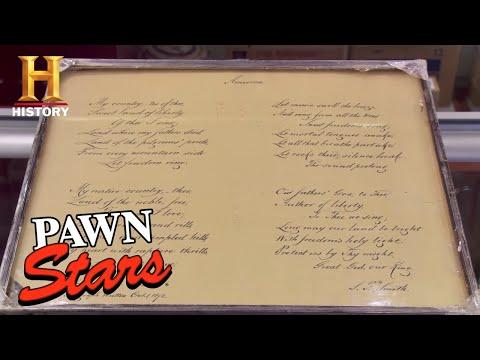 Pawn Stars: Rick's Buddy has BAD NEWS for a Family Heirloom (Season 13) | History