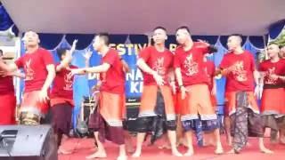 Tari Kecak STMKG  Festival Budaya STMKG 2016