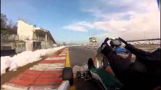 preview picture of video 'Bertonelli Diego Lonato KF2 BMB RK GoPro Hero 3 Silver'