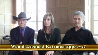 Patrick Duffy, Linda Gray and Larry Hagman interview (VO)