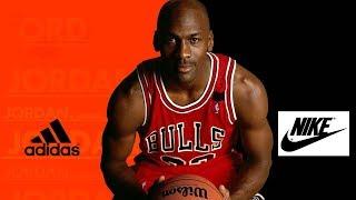 Как ошибка Adidas привела Майкла Джордана к Nike