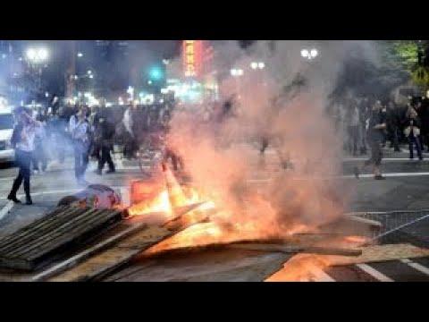Civil Rights Commission refuses to condemn Antifa violence