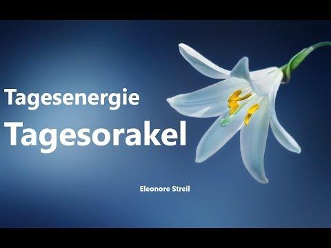Tagesorakel Donnerstag  18.10.2018 -  Motto Gegenwart
