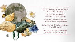 Gabrielle Aplin & JP Cooper   Losing Me (Multi Language Lyric Video)
