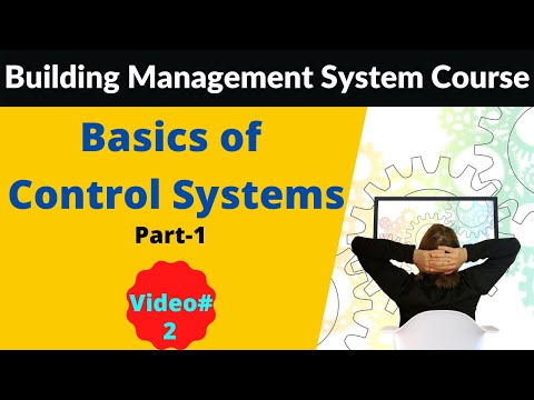 Basics of Building Control System Part-1| Building Management System Training | BMS System