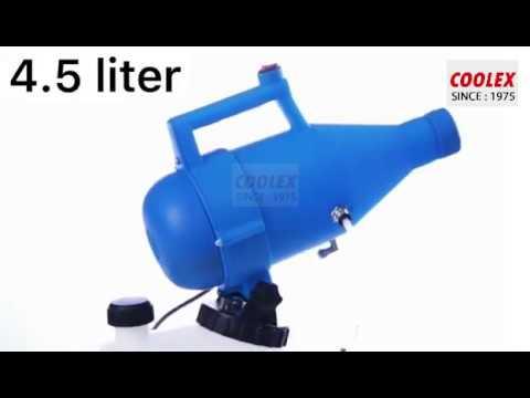 Fumigation ULV Sprayer And Fogger