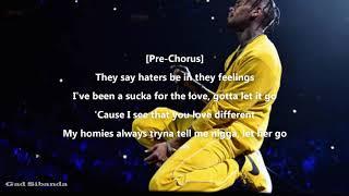 Chris Brown-I love her(Lyrics)HOAFM