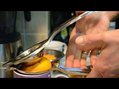 Zitronenpresse | Stabil & Effektiv | Keine billig Ausführung | Einfach und Schnell |