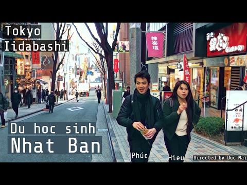Cuộc sống của du học sinh Nhật Bản