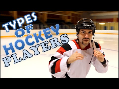 Stereotypes: Pickup Hockey