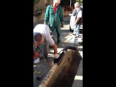Manicotto termo restringente gas SINNAI