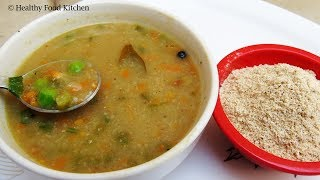 How To Make Soup Powder At Home/Healthy Soup Recipe In Tamil/Hotel Style Soup Recipe/ Vegetable Soup