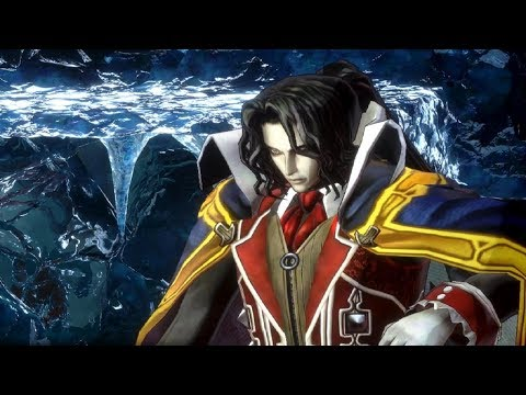 Bloodstained: Ritual of the Night - O.D. Secret Boss Fight (Orlok Dracule)