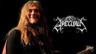 Arcturus - Master of Disguise (live Lyon - 4/05/2015)