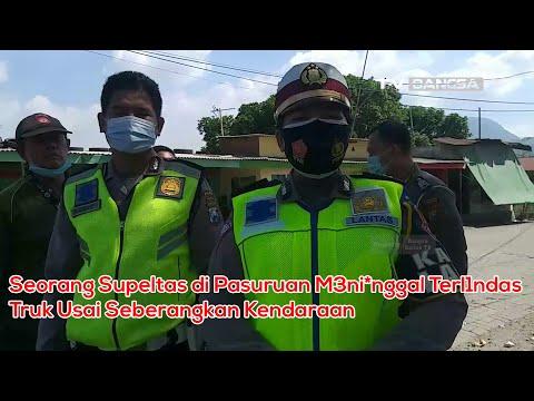 Seorang Supeltas di Pasuruan Meninggal Terlindas Truk Usai Seberangkan Kendaraan