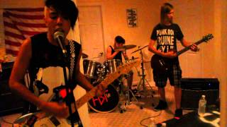 Flipdoubt covering Stars and stripes - Anti Flag