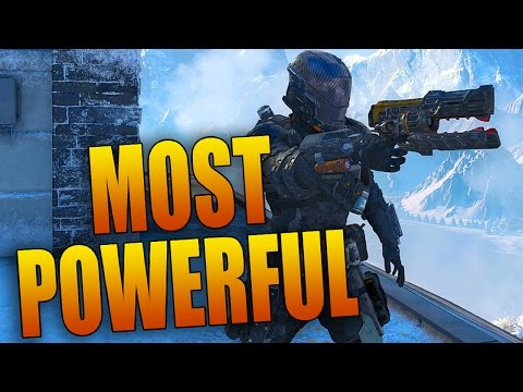 most powerful secondary in black ops 3 rift e9 energy pistol gameplay
