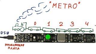 """Новая линейка """"Metro"""" - первое включение, обзор"""