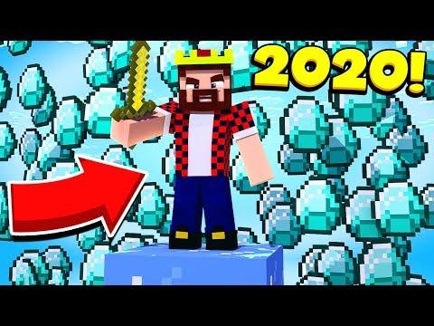 КТО СТАНЕТ САМЫМ КРУТЫМ ИГРОКОМ В МИНИ ИГРЫ 2020?! МАЙНКРАФТ видео
