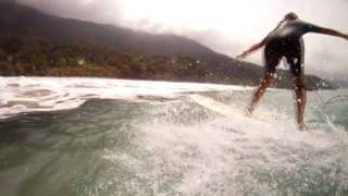 Surf de Alma 2011 - Ilha Grande-RJ,Angélica