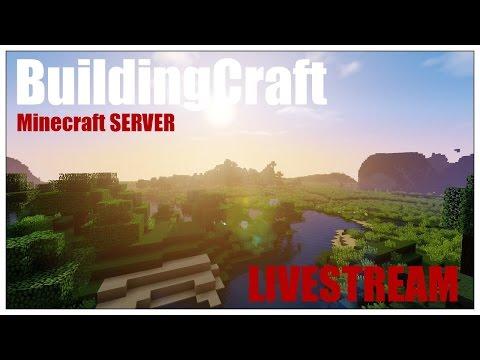 Duky (CZ/SK) BuildingCraft - LIVESTREAM - pohoda