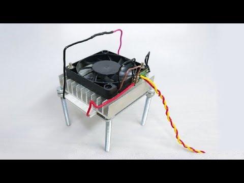 How to Make mini Generator at Home