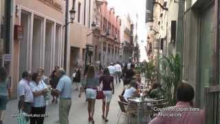 preview picture of video 'A spring day in Murcia city'