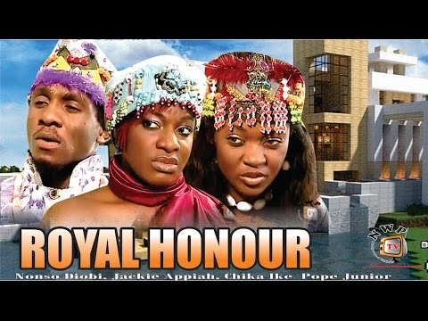 Royal Honour   - Nigerian Nollywood Movie