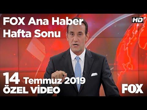 Hakkari'de çatışma: 4 Şehit... 14 Temmuz 2019 FOX Ana Haber Hafta Sonu