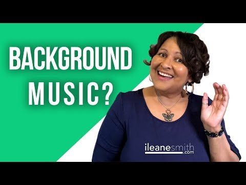 Is Your Podcast and YouTube Video Better With Background Music