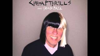 Sia Ft Sean Paul - Thrills Cheap (Tony Fernandez Moombahton Remix)