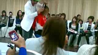 preview picture of video 'Hair cut show by Pro.Rukdeaw @Lopburi inn 29/03/2011'