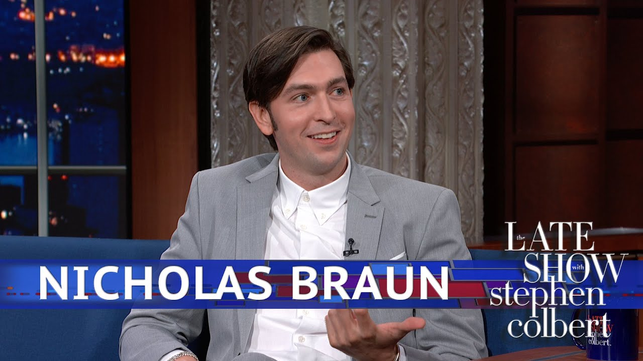 Nicholas Braun Is On A First-Name Basis With Bill Clinton thumbnail