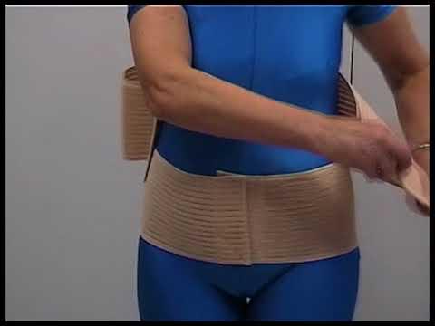 Materassi ortopedici per bambini con violazione di un portamento