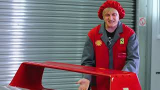 Ferrari F40 - безумие на колёсах