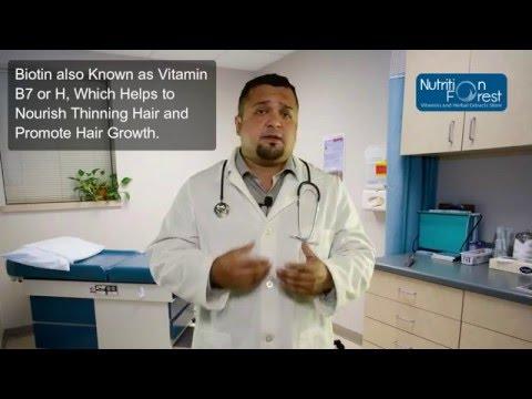 WARNING BiotinB Vitamin Safe For Hair Growth