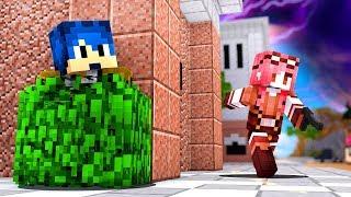 Minecraft ITA - NASCONDINO NELLA CITTA' DI FORTNITE!!
