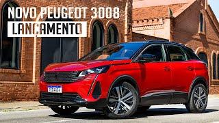 Novo Peugeot 3008 - Lançamento