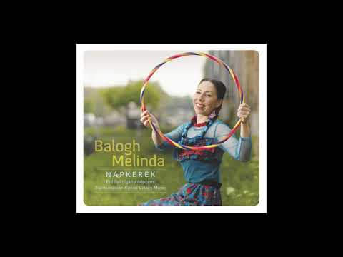 Melinda Balog sa svojim orkestrom