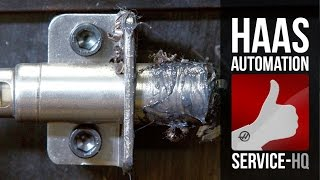 Proximity Switch Overview and Troubleshooting – Haas Automation Service Video
