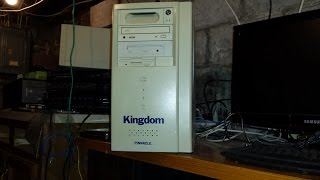 Pinnacle Kingdom 400 Mhz Celeron sytem